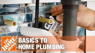 Download Basics of Your Home's Plumbing - The Home Depot Video