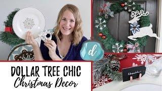 Download Dollar Tree Christmas DIYS that look EXPENSIVE! Video