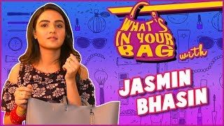 Download Jasmin Bhasin aka Teni | What's In Your Bag | Dil Se Dil Tak Video