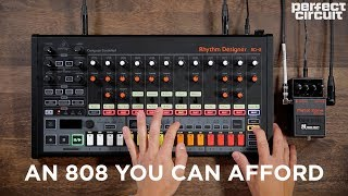 Download Behringer RD-8 Analog Drum Machine With MS-1 + Waza Craft Pedals Video
