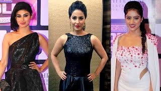 Download Hottest Television Divas At ZeeTv Gold Awards 2016 – MUST WATCH Video