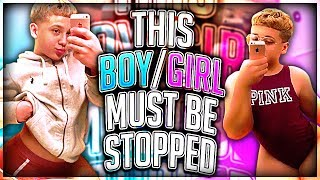 Download This Girl / Boy ? Must Be Stopped !!! Video