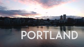 Download Portland Oregon April 2017 Aerial Tour in 4K Video