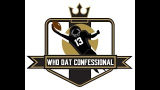Download Who Dat Confessional - Ep 161: Falcons Refuse To Pay Julio Jones   Saints Rooking TC Underway Video