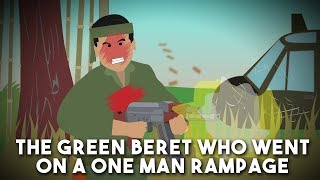 Download The Green Beret who went on a one man Rampage to save his Comrades Video