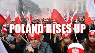 Download Squatting Slav TV: Mighty Poland will not bow to Islam/EU Video