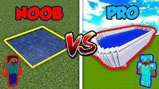 Download Minecraft NOOB vs. PRO: SWIMMING POOL in Minecraft! Video