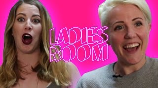 Download Can You Be Friends With An Ex | Hannah Hart | Ladies' Room Ep 4 Video