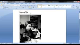 Download Microsoft Office Word. Korak po Korak - Copy&Paste, Rad sa Slikama i ubacivanje TextBox-a Video