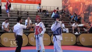 Download EUSA Taekwondo 2017 em Coimbra Video