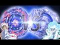 Download RPB: L-Drago Destroy F:S VS Lost Longinus N.Sp.! | RYUGA VS LUI! | エルドラゴ デストロイ エフ:エス VS ベイブレードバースト Video