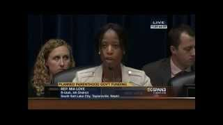 Download Mia Love vs. Planned Parenthood's Cecile Richards: None Of Our Clinics Have Mammogram Machines Video