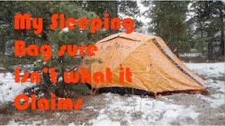 Download Froze My Balls Backcountry Camping Video