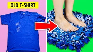 Download 20 NEW DIY IDEAS FOR YOUR OLD T-SHIRTS Video