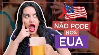 Download 12 COSTUMES AMERICANOS QUE CHOCAM OS BRASILEIROS Video