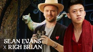 Download Sean Evans Interviews Rich Brian in a Castle Video