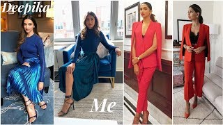 Download I dressed like DEEPIKA PADUKONE for a WEEK! Video