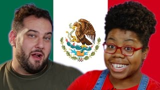 Download Americans Try Mexican Cakes Video