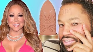 Download Fans Try Mariah Carey's Makeup Line Video