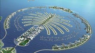 Download The Palm Island, Dubai UAE - Megastructure Development Video