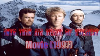 Download Into Thin Air Death on Everest Movie (1997) Video