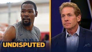 Download Skip Bayless: 'Kevin Durant still doesn't get enough credit' | NBA | UNDISPUTED Video