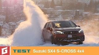 Download Suzuki SX4 S-CROSS 1,4 BJ 4WD TEST - GARAZ.TV - Rasto Chvála Video