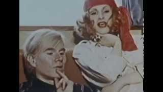 Download Andy Warhol & Candy Darling Interview Video