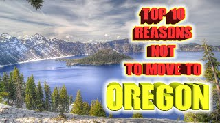 Download Top 10 reasons NOT to move to Oregon. The liberal paradise. Video