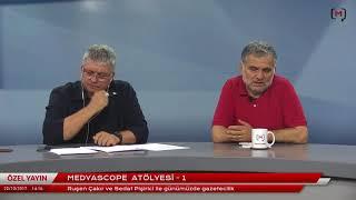 Download Medyascope Atölyesi - 1: Ruşen Çakır ve Sedat Pişirici ile günümüzde gazetecilik Video