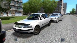 Download City Car Driving 1.4.1 VW Passat B5 2000 [G27] Video