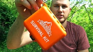 Download $15 Survival Kit Unboxing Video