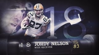 Download #18 Jordy Nelson (WR, Packers) | Top 100 Players of 2015 Video