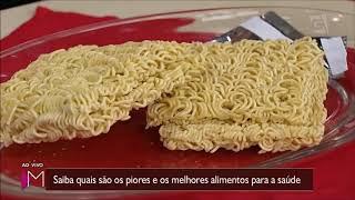 Download OS PIORES E MELHORES ALIMENTOS PRA SAÚDE DO BRASILEIRO. (SEM CORTES) TV GAZETA. Video