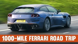 Download Living With A Ferrari GTC4Lusso [4K] Video