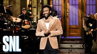 Download Donald Glover Monologue - SNL Video