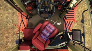 Download Case IH Steiger Tractors: Cab Suspension Offers the Ultimate in Operator Environment Video