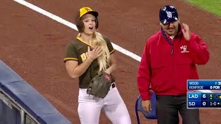 Download MLB | Ballgirl Awesome Video