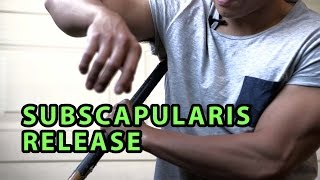 Download 3 Most Gruelling Rotator Cuff Releases | Subscapularis Video