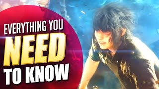 Download Everything You Need to Know About Final Fantasy XV Video