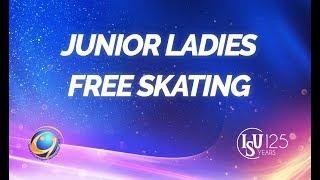 Download ISU JGP Final - Ladies Feee Skating - Nagoya 2017 Video