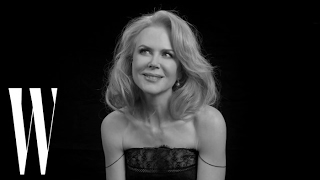 Download At 49, Actress Nicole Kidman Is Still Quite Impressionable | W Magazine Video