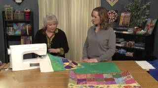 Download Quilt As You Go with Karen Charles Video