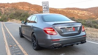 Download MY TUNED E63S AMG DOES 0-100MPH HOW FAST?! Video