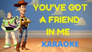 Download You've Got A Friend In Me - Toy Story (Multilanguage Karaoke) Video