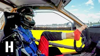 Download Mind Blowing Feet-Only Drifting in a R34 Skyline! Video