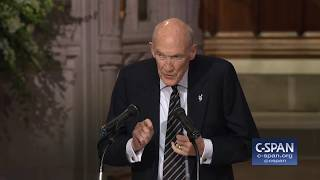 Download Former Senator Alan Simpson Tribute to President George H.W. Bush (C-SPAN) Video