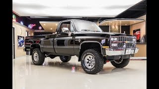 Download 1985 Chevrolet K20 4x4 For Sale Video