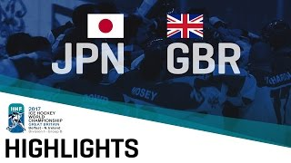 Download Japan - Great Britain | Highlights | 2017 IIHF Ice Hockey World Championship Division I Group B Video