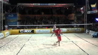 Download Ramos vs caravini beachtennis aruba semi 2015 Video